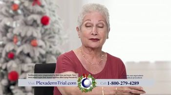 Plexaderm Skincare Holiday Special TV Spot, 'Look Younger'