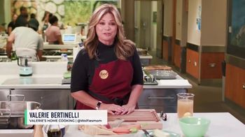 Food Network Kitchen App TV Spot, 'Valerie Makes a Roux' - 87 commercial airings
