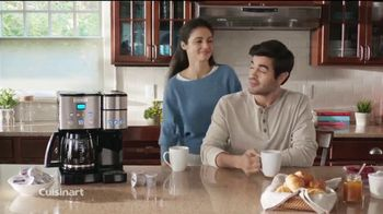 Cuisinart Coffee Center TV Spot, 'The Best of Both Worlds' - Thumbnail 8