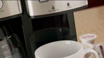 Cuisinart Coffee Center TV Spot, 'The Best of Both Worlds' - Thumbnail 5