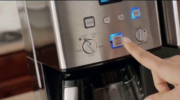 Cuisinart Coffee Center TV Spot, 'The Best of Both Worlds' - Thumbnail 7