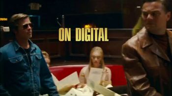 Once Upon a Time In Hollywood Home Entertainment TV Spot - Thumbnail 1
