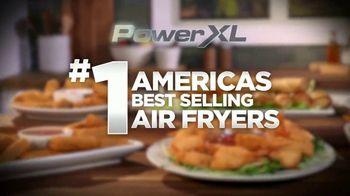 PowerXL Vortex Air Fryer TV Spot, 'Up to 70 Percent Less Calories'