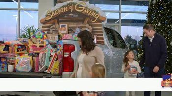 Chevrolet Season of Giving TV Spot, 'Metro Detroit' [T2] - Thumbnail 1