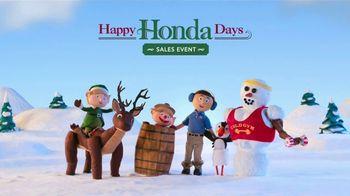 Happy Honda Days TV Spot, 'La temporada de ayudar' [Spanish] [T2] - Thumbnail 9