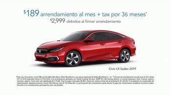 Happy Honda Days TV Spot, 'La temporada de ayudar' [Spanish] [T2] - Thumbnail 7