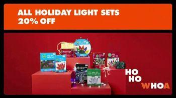 Big Lots Big Black Friday Sale TV Spot, 'Ho-Ho-Whoa: Holiday Light Sets' - Thumbnail 2