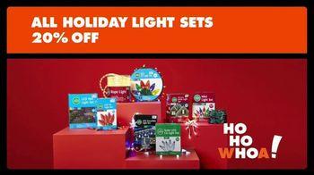 Big Lots Big Black Friday Sale TV Spot, 'Ho-Ho-Whoa: Holiday Light Sets' - Thumbnail 3