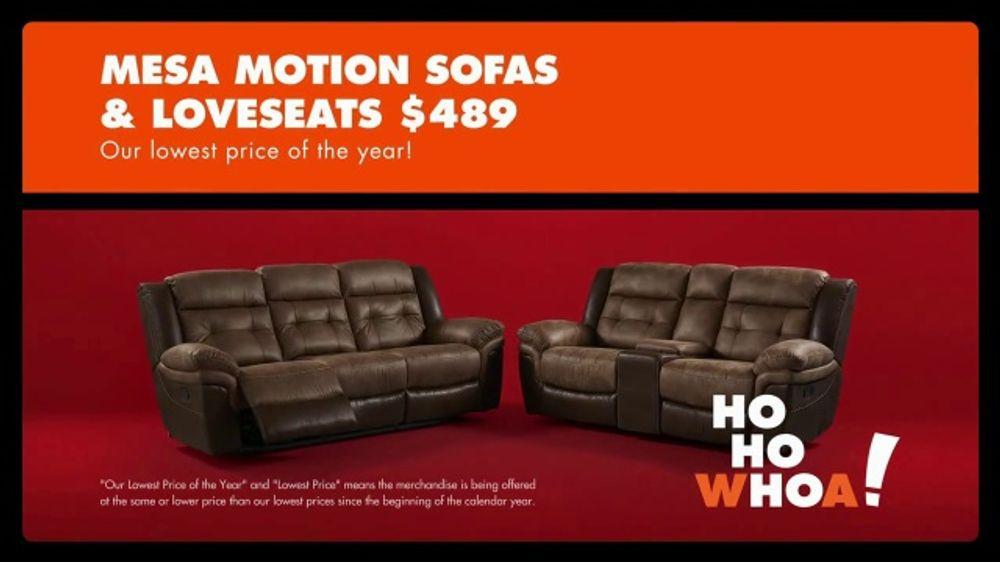 Big Lots Big Black Friday Sale Tv Commercial Ho Ho Whoa Sofas And Loveseats Ispot Tv