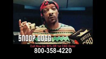 Swissx TV Spot, 'Chocolate and Hemp Oil' Featuring Snoop Dogg