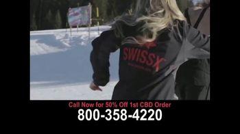 Swissx TV Spot, 'Chocolate and Hemp Oil' Featuring Snoop Dogg - Thumbnail 6