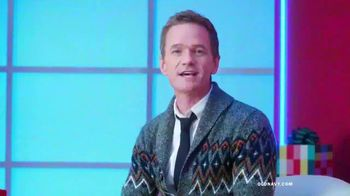 Old Navy TV Spot, 'Holidays: Klaus Cozy Socks' Featuring Neil Patrick Harris - Thumbnail 2