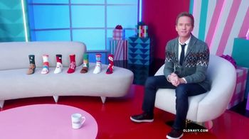 Old Navy TV Spot, 'Holidays: Klaus Cozy Socks' Featuring Neil Patrick Harris - Thumbnail 3