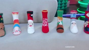 Old Navy TV Spot, 'Holidays: Klaus Cozy Socks' Featuring Neil Patrick Harris - Thumbnail 4