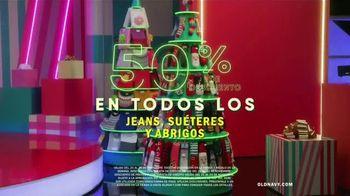 Old Navy TV Spot, 'Regalos para ustedes: 50 por ciento con tarjeta de crédito' [Spanish] - Thumbnail 6