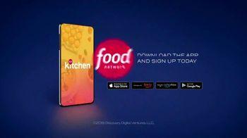 Food Network Kitchen App TV Spot, 'Introducing Food Network Kitchen' - Thumbnail 9