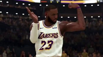 NBA 2K20 TV Spot, \'Accolades\' Song by Quantrelle