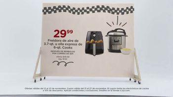 JCPenney Gánale al Black Friday TV Spot, 'Jeans Arizona, electrónicos de cocina y juguetes' [Spanish] - Thumbnail 2