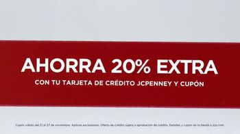 JCPenney Gánale al Black Friday TV Spot, 'Jeans Arizona, electrónicos de cocina y juguetes' [Spanish] - Thumbnail 4