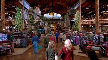 Bass Pro Shops Black Friday Sale TV Spot, 'Fleece, Hooded Jacket and Ride-On Toys' - Thumbnail 1