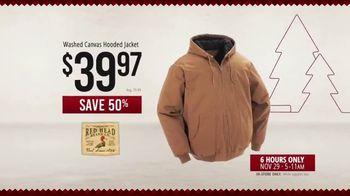 Bass Pro Shops Black Friday Sale TV Spot, 'Fleece, Hooded Jacket and Ride-On Toys' - Thumbnail 8