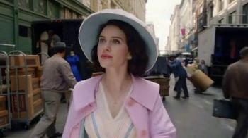 Amazon Prime Video TV Spot, 'The Marvelous Mrs. Maisel: S3 - Generic'