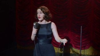 Amazon Prime Video TV Spot, 'The Marvelous Mrs. Maisel: S3 - Generic' - Thumbnail 6
