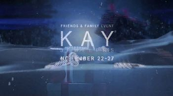Kay Jewelers Friends & Family Event TV Spot, 'Diamond Necklace'