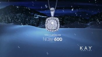 Kay Jewelers Friends & Family Event TV Spot, 'Diamond Necklace' - Thumbnail 5