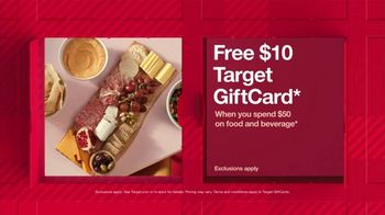 Target HoliDeals TV Spot, 'Food and Beverage' Song by Sam Smith - Thumbnail 3