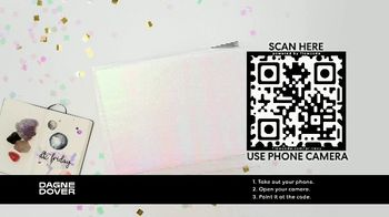 Dagne Dover TV Spot, 'QR Code: Bags That Get It'