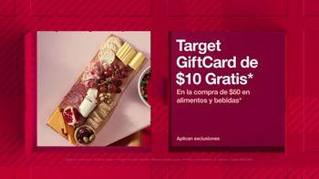 Target HoliDeals TV Spot, 'Comida y bebidas' canción de Danna Paola [Spanish] - Thumbnail 3