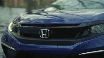 2019 Honda Civic TV Spot, 'Life Is Better: Pour Cleveland' [T2] - Thumbnail 4