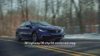 2019 Honda Civic TV Spot, 'Life Is Better: Pour Cleveland' [T2] - Thumbnail 5
