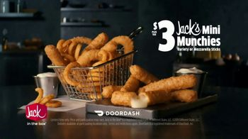 Jack in the Box Jack's Mini Munchies TV Spot, 'Da Club' - Thumbnail 9