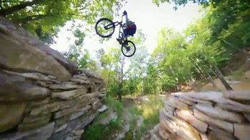 Eureka Springs, Arkansas TV Spot, 'Welcome to the Home of the Best Mountain Biking in Mid-America' - Thumbnail 4