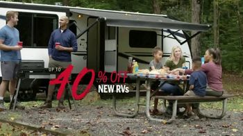 Black Friday Truckload Sale: RVs and Camping Chairs thumbnail