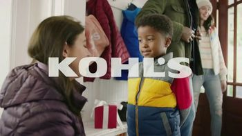 Kohl's Friends + Family Sale TV Spot, 'Family Jammies, Sweaters and Kitchen Electrics' - Thumbnail 1