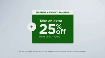 Kohl's Friends + Family Sale TV Spot, 'Family Jammies, Sweaters and Kitchen Electrics' - Thumbnail 3