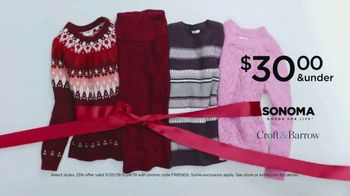 Kohl\'s Friends + Family Sale TV Spot, \'Family Jammies, Sweaters and Kitchen Electrics\'