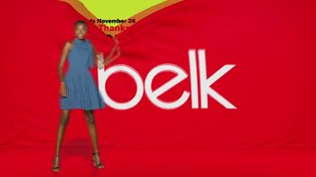 Belk Pre-Thanksgiving Sale TV Spot, 'Dress Shirts, Sweaters and Towels' - Thumbnail 2