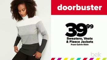 Belk Pre-Thanksgiving Sale TV Spot, 'Dress Shirts, Sweaters and Towels' - Thumbnail 8