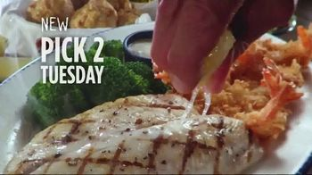 Red Lobster Weekday Win Menu TV Spot, 'Five Days, Five Deals' - Thumbnail 2