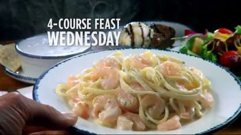 Red Lobster Weekday Win Menu TV Spot, 'Five Days, Five Deals' - Thumbnail 6