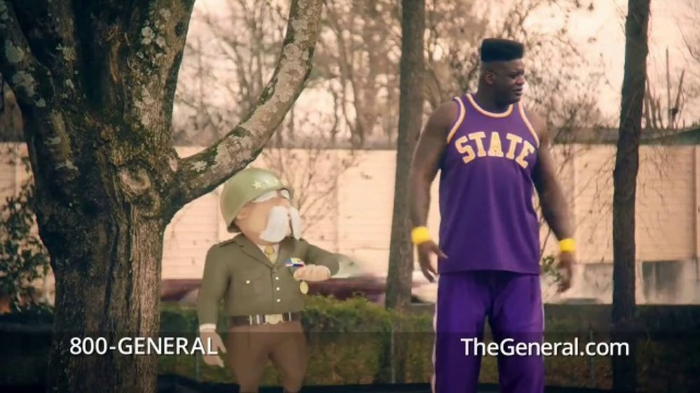 Usaa Car Insurance Quote >> The General TV Commercial, 'BFFs' Featuring Shaquille O ...