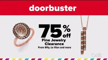 Belk Pre-Thanksgiving Sale TV Spot, 'Boots, Jewelry and Kitchen Electrics' - Thumbnail 7