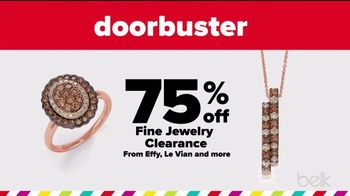 Belk Pre-Thanksgiving Sale TV Spot, 'Boots, Jewelry and Kitchen Electrics' - Thumbnail 8