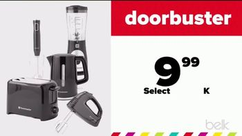 Belk Pre-Thanksgiving Sale TV Spot, 'Boots, Jewelry and Kitchen Electrics' - Thumbnail 9