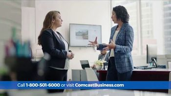 Comcast Business TV Spot, \'Connected: Speed Upgrade\'