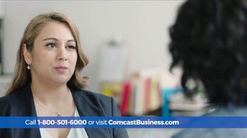 Comcast Business TV Spot, 'Connected: Speed Upgrade' - Thumbnail 3